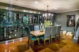 Wine Cellar Chandelier Magnificent Wine Glass Chandelier Decorating Ideas For Wine Cellar
