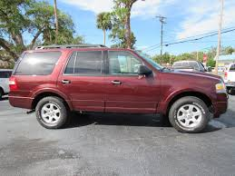 ford expedition red used 2010 ford expedition xlt port orange fl near daytona beach