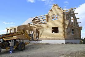 montana custom log homes