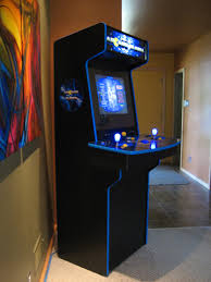 Building A Mame Cabinet Planning My 2 Player Slim Build Arcade Cabinet
