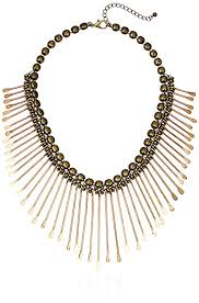 bib necklace gold images Panacea antique gold bib necklace caputo 39 s pawn we are the jpg