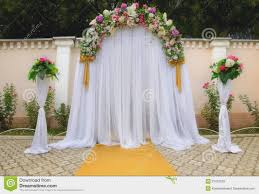 wedding arches decor simple wedding arch decoration ideas archives decorating of