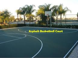 Backyard Basketball Court A Must Know About Backyard Basketball Court Options