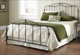 Metal Bed Headboard And Footboard Bedroom Amazing King Size Metal Bed Frame With Headboard Antique