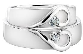 engagement rings for couples 9 precious platinum diamond rings for special couples