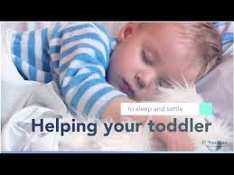 toddler sleep how to get your toddler to sleep
