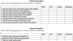 trainer feedback form template beautifuel me
