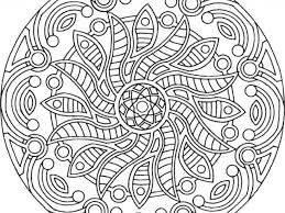 Printable Mandala Coloring Pages For Adults Free Coloring Pages For Adults