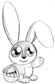 track easter bunny concept art coloring track easter bunny
