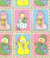 vintage wrapping paper vintage wrapping paper baby shower by sandycreekcollectables on zibbet