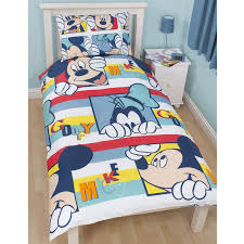 Childrens Bedroom Bedding Sets Boys And Girls Disney And Character Single Duvet Cover Bedding
