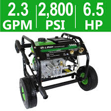 ryobi 2 800 psi 2 3 gpm honda power control gas pressure washer