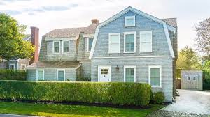 gambrel style homes cliff archives nantucket ma great point properties
