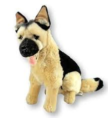 animal alley 9 inch stuffed german shepherd black and tan toys northern passages german shepherds