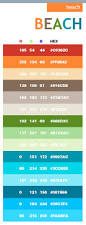 beach in hex and rgb code beach colors for the bathroom for
