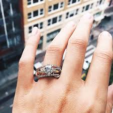 amazing engagement rings brides are opting for these unique engagement rings who what wear