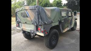 civilian humvee want to buy a military surplus humvee this is one of the nicer