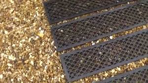 Floor Grates by Reclaimed Antique Salvaged Church Cast Iron Floor Grilles