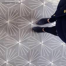Concrete Tile Backsplash by Best 25 Cement Tiles Ideas Only On Pinterest Decorative Tile