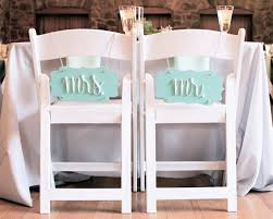 wedding chair signs 10 adorable wedding chair signs chair covers