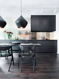 dining room pendant lighting fixtures luxury modern dining room with large black pendant lighting