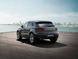 Porsche Macan Diesel - 245hp porsche macan diesel to arrive in the us in late 2015