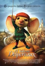 El valiente Despereaux (2008)