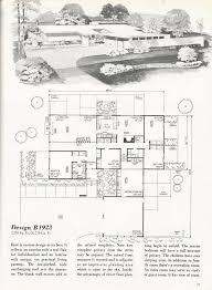 Mid Century House Plans 433 Best Midcentury Architectural Plans Images On Pinterest