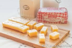beurre de cuisine caramels mous au beurre salé cuisine addict cuisine addict