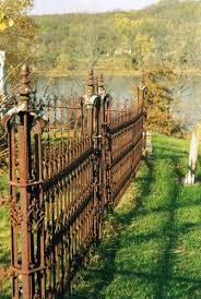 halloween cemetery fence ideas the lucas countyan april 2010