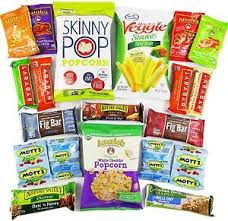 College Care Package Healthy College Care Package Granola Bars Fruits Snacks