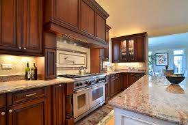 Advanced Kitchen Design Clear Alder Cabinets U2013 Kitchen U0026 Bath Kitchen Cabinets