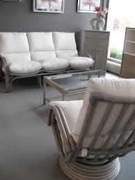 meuble en rotin pour veranda meubles intérieurs au vannier savoyard