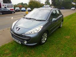 peugeot used car prices used cars peugeot 207 leicestershire