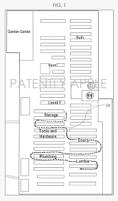 apple wins a patent for next gen indoor mapping technology based