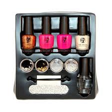 w7 cosmetics nail art album set the beauty store