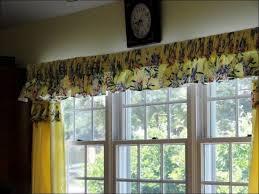 Blue Kitchen Curtains by Blue Kitchen Curtains American Living Botanical Toile Blue