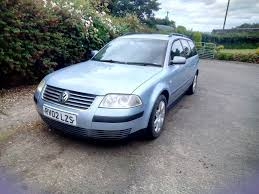 2002 volkswagen passat estate in ballymena county antrim gumtree