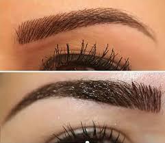 eyebrow tattoo permanent makeup medicine of cosmetics