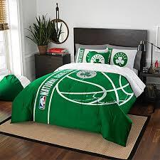 Bed Bath Beyond Boston Nba Boston Celtics Comforter Set Bed Bath U0026 Beyond