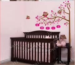 Owl Nursery Decor Baby Nursery Decor Purple Pink Hanging Framed Owl Baby Nursery