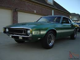 1969 mustang gt500 for sale shelby mustang gt500