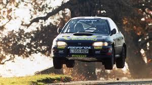 subaru rally racing evolution of the subaru sti autotrader ca