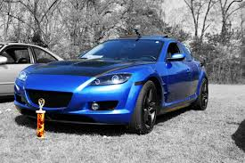 rx8 car 2005 mazda rx 8 blue car pictures