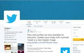 layout of twitter page what the new twitter layout means for marketers