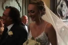 si e cristel carrisi e davor luksic si sono sposati le nozze di lusso