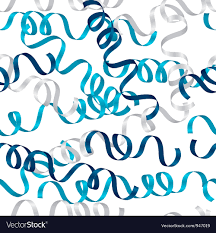 party streamers party streamers pattern royalty free vector image