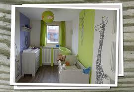 chambre de bébé jungle photo decoration deco chambre bebe jungle savane 2
