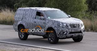 2017 nissan armada spy shots nissan u0027s endeavour u0026 fortuner rival looks like this shifting gears