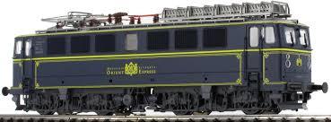 43100 by Brawa 43100 E Lok Reihe Ae 477 Lokoop Orient Express Dcc Sound